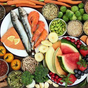 Photo of healthy food - mediterranean diet