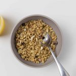 Photo of oatmeal - healthy carb